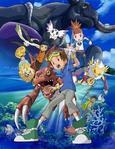 Digimon Tamers film : Boukensha-tachi no Tatakai