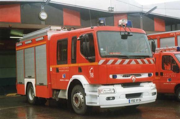 FPTSR SDIS 54