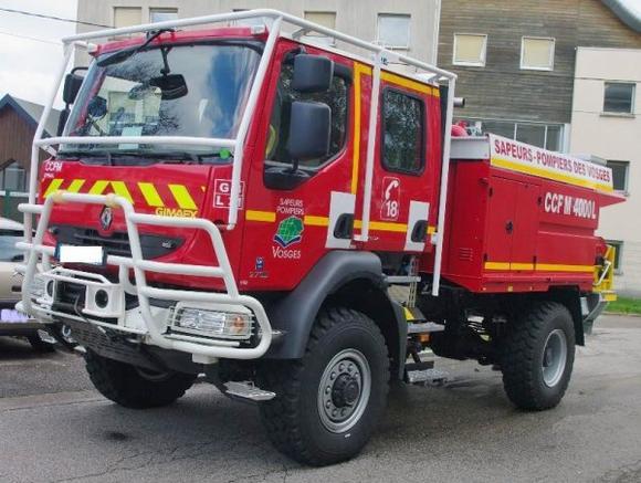 CCF 4000 SDIS 88