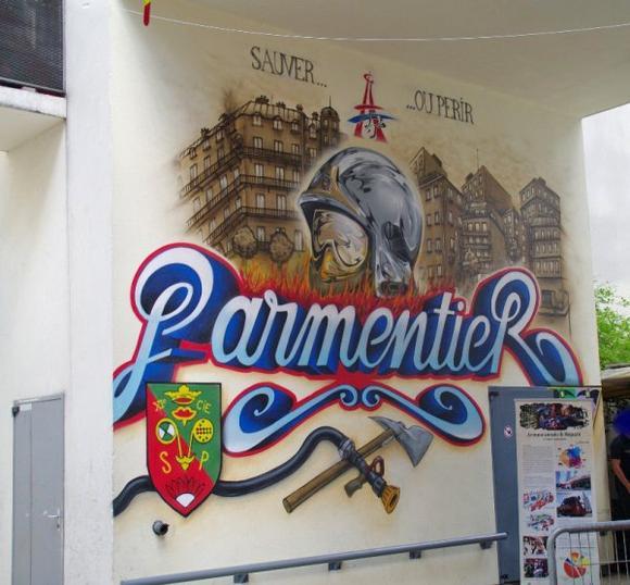 JOURNEES PORTES-OUVERTES CS PARMENTIER-BSPP
