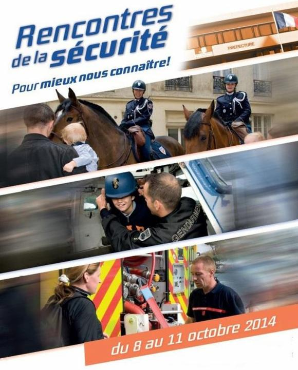 LES RENCONTRES DE LA SECURITE 2014 NANCY