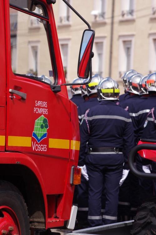 RASSEMBLEMENT DEPARTEMENTAL 2011 UDSP 88 RAON L'ETAPE