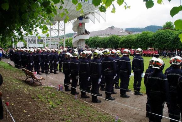 RASSEMBLEMENT DEPARTEMENTAL 2015 ST DIE DES VOSGES