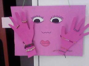 Mes maquettes pour mon cours d'art appliqué