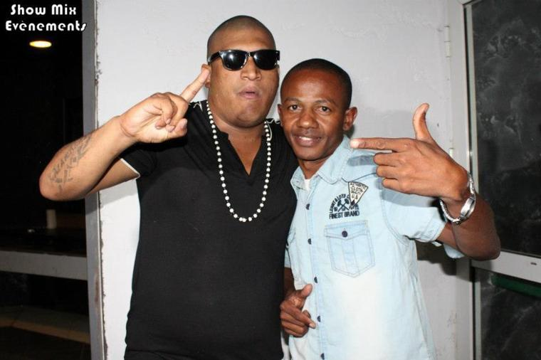 DJ DJEX & MAYLAN un des meilleur chanteur RAGGA DANCEHALL  du 974