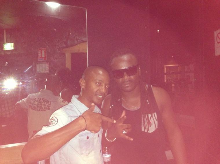 DJ DJEX ft DJ MIKE ONE