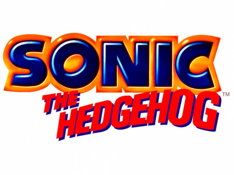 Sonic The Hedgehog - Le Logo