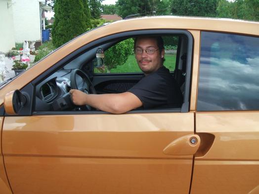 Ca c moi dans ma voiture  (l)