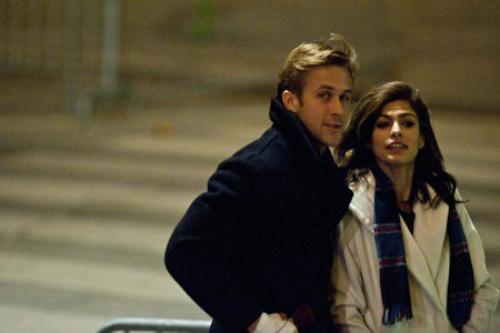 26.11.2011 : Ryan & Eva Mendes à Paris