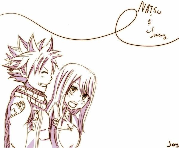 One-Shoot Nalu, Les Fairy Tail partie 1
