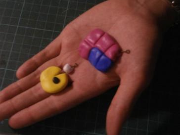 Création [ n°3]: Tetris et Pacman