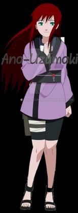 Ninja #5 : Ana Uzumaki, de Konoha