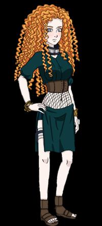 Ninja #7:  Livna no Sabaku, de Suna