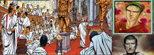 Une volonté de liberté contre la domination romaine : la guerre de Spartacus ! (3ème partie)