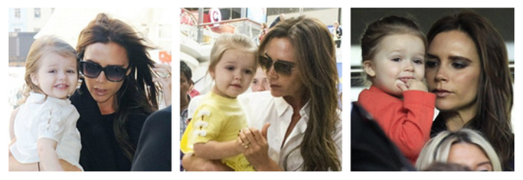 HAPPY 2TH BIRTHDAY HARPER SEVEN BECKHAM ♥