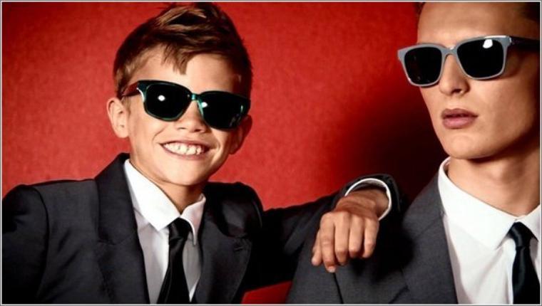 Happy Birthday à Roméo Beckham qui fête en ce 01 septembre 2013 ses 11 ans !