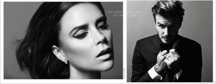 """PHOTOSHOOT - VOGUE PARIS EDITION DÉCEMBRE/JANVIER C'est noël avant l'heure ! Deux beaux cadeaux que nous fait le magazine VOGUE Paris en mettant Victoria et David Beckham en Une de leurs prestigieux magazines. Les deux couvertures sont signées Inez & Vinoodh. Les magazines seront en vente à partir du 02 décembre. Si je les aient le jour même de la sortie, je vous mettrez les scans sur le blog et sans doute sur Twitter. Si vous voulez voir les clichés en plus grand, ça ce passe sur le Twitter du blog. Que pensez vous des covers ? Et des deux clichés en noir et blanc ? """"Nous avons confié les rênes de ce numéro à une femme qui, dans cette collaboration, s'est révélée tout le contraire de son image. Spontanée, pleine d'humour. Modeste et dotée d'une saine ambition à la fois. Perfectionniste comme les vrais passionnés"""" - Emmanuelle Alt, rédactrice en chef de VOGUE Paris"""