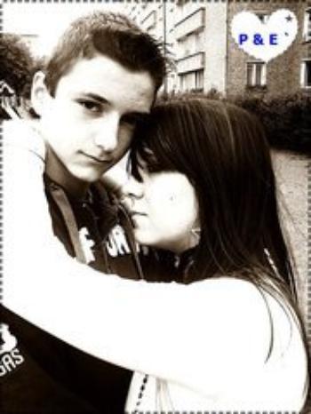 """●๋•●  Pascal &` Elodie :)  ♥ """"Serre moi encore, serre moi jusqu'à étouffer de toi  .. __# ♥"""