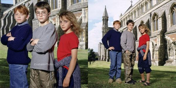 2000 (Shoots) - Harry Potter Lancement