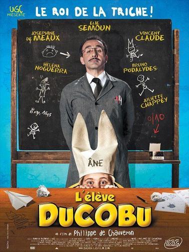 L'élèvre Ducobu - FILM