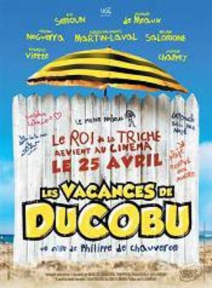 Les vacances de Ducobu - FILM