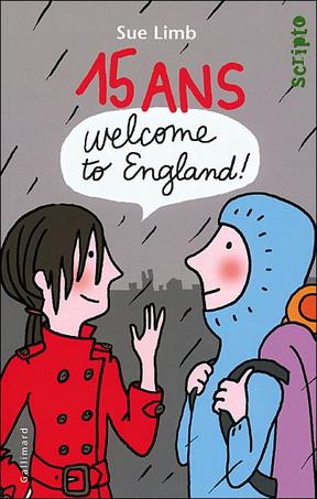 15 ans, Welcome To England - Sue Limb