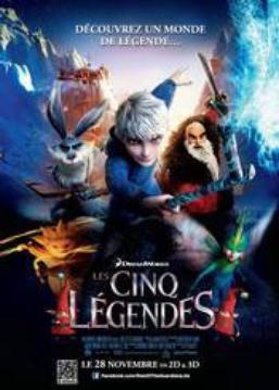 Les cinq légendes - FILM