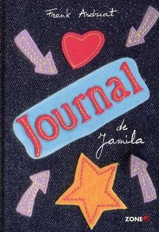 Le journal de Jamila - Franck Andriat