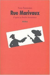 Rue Marivaux - Yvan Pommaux