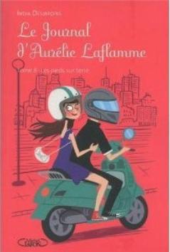 Le journal d'Aurélie Laflamme tome 8 de India Desjardins