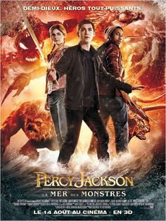 Percy Jackson et la mer des monstres  >FILM<