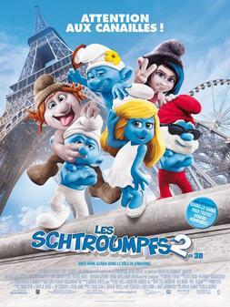 Les schtroumpfs 2   >FILM<