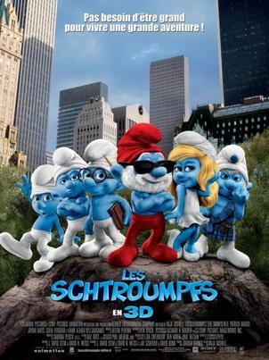 Les schtroumpfs 1   >FILM<