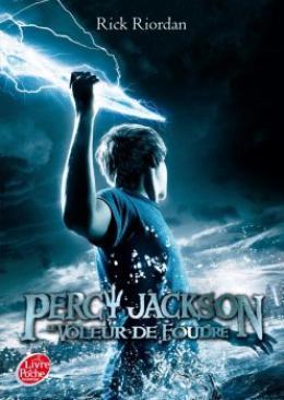 Percy Jackson et le voleur de foudre ( tome 1 ) - Rick Riordan
