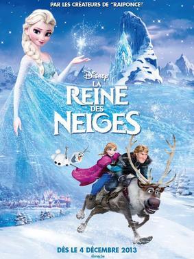 La reine des neiges  >FILM<