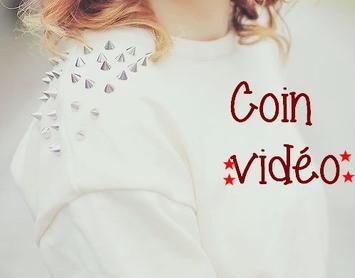 Coin vidéo ♥.