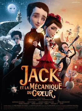 Jack et la mécanique du coeur  >FILM<