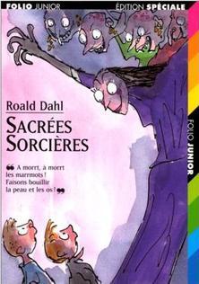 Sacrées sorcières ~ Roald Dahl ( Lecture Commune )
