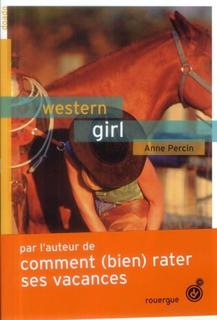 Western girl ~ Anne Percin