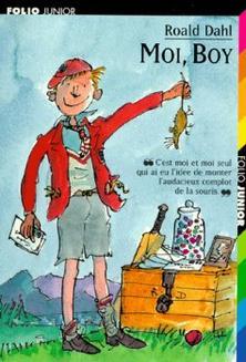 Moi, boy ~ Roald Dahl