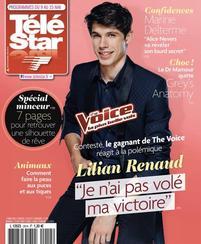 Lilian Renaud: Gagnant de The Voice saison 4 !