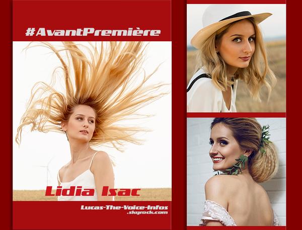 #AvantPremière: Découvrez Lidia Isac nouveau talent de The Voice 6 !