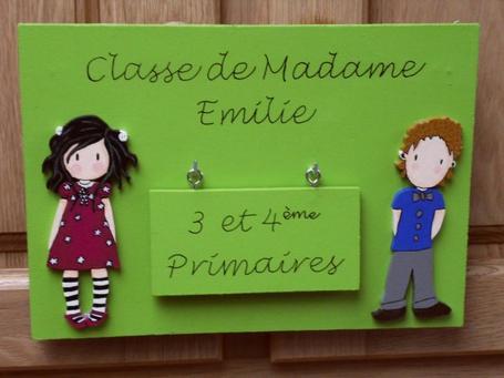 classe de madame Emilie