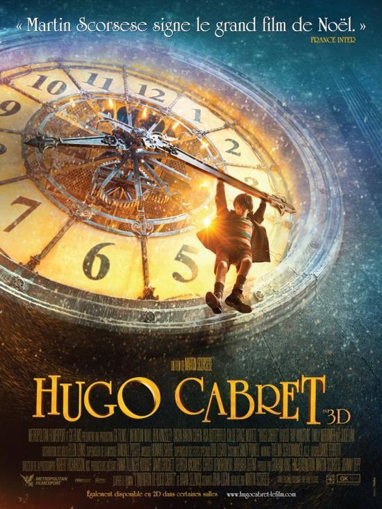 #Hugo Cabret