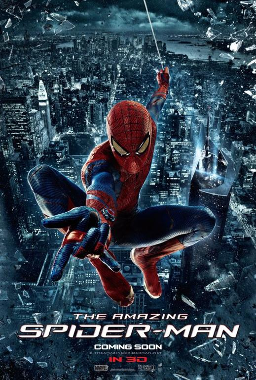 #The amazing Spider-Man