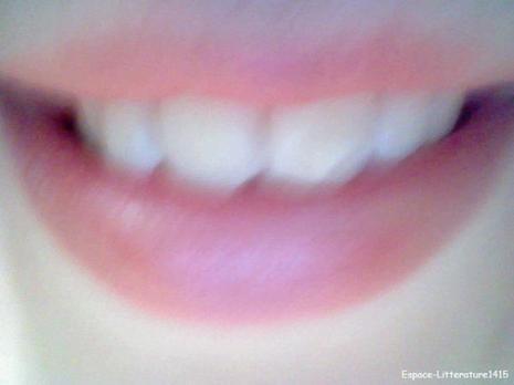 Trépasser sous ton sourire