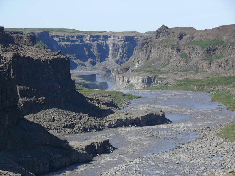 Juste quelques tophs d'Islande parmi les quelque 5000 prises