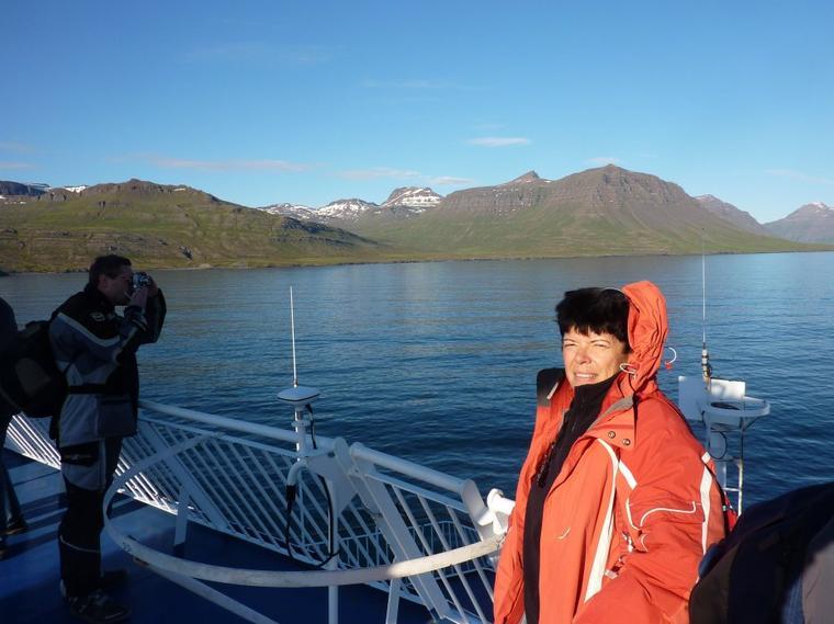 L'arrivée sur l'ile de terre, de feu, et de glace,  enfin .....................ICELAND