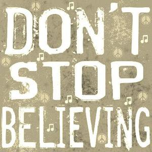 Don't Stop Believing - RPG