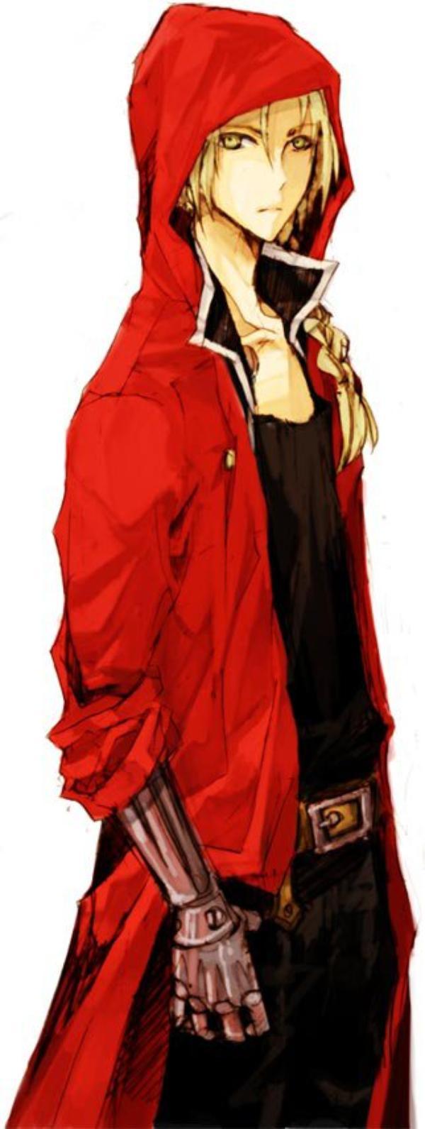 ♥ FMA -> Edward Elric ♥